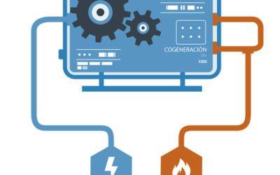 Cogeneración, más energía ¡ahorrando!