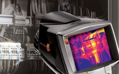 Las ventajas de la termografía infrarroja